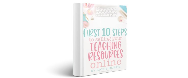 Do you sell your teaching resources online?